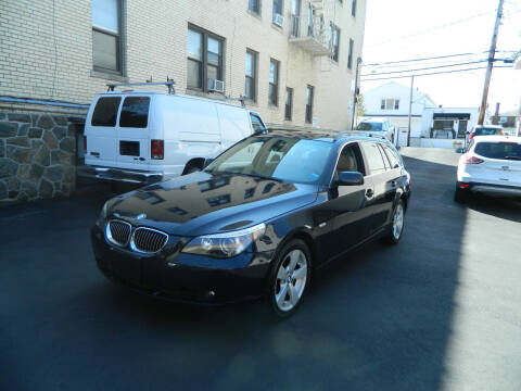 2007 BMW 5 Series for sale at Daniel Auto Sales in Yonkers NY