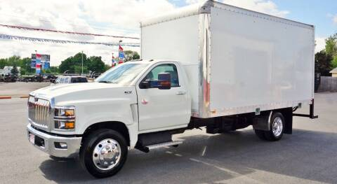 2019 International CV515 for sale at Rick's Truck and Equipment in Kenton OH