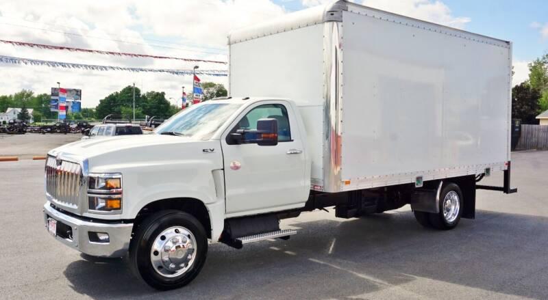2019 International CV515 for sale at Ricks Auto Sales, Inc. in Kenton OH