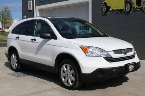 2009 Honda CR-V for sale at Great Lakes Classic Cars & Detail Shop in Hilton NY