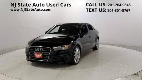 2016 Audi A3 for sale at NJ State Auto Auction in Jersey City NJ