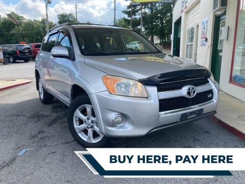 2009 Toyota RAV4 for sale at Automan Auto Sales, LLC in Norcross GA