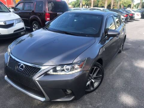 2014 Lexus CT 200h for sale at Gulf Financial Solutions Inc DBA GFS Autos in Panama City Beach FL
