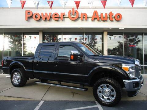 2015 Ford F-250 Super Duty for sale at Power On Auto LLC in Monroe NC
