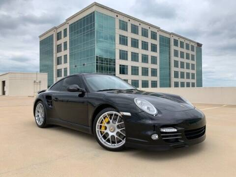 2012 Porsche 911 for sale at SIGNATURE Sales & Consignment in Austin TX