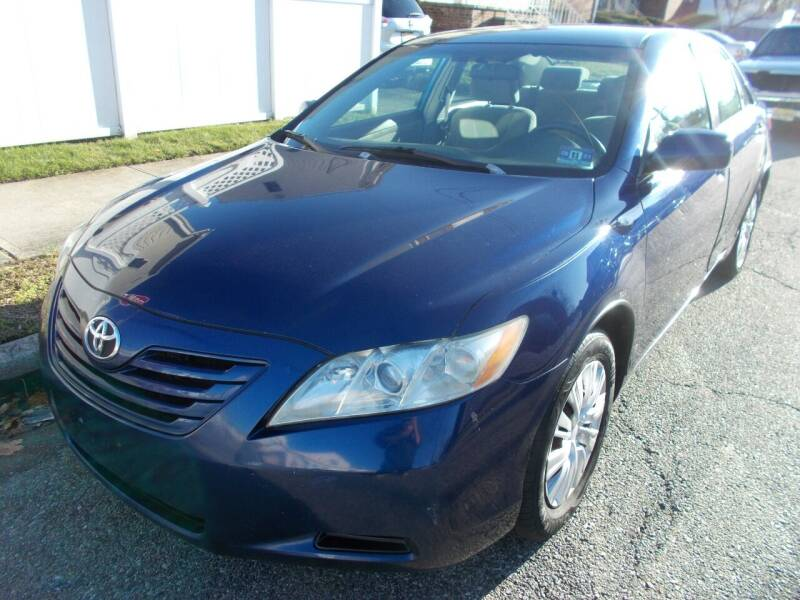 2008 Toyota Camry for sale at Mercury Auto Sales in Woodland Park NJ