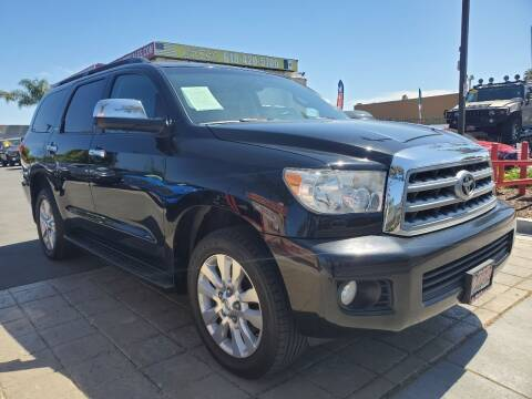 2008 Toyota Sequoia for sale at CARCO SALES & FINANCE #3 in Chula Vista CA