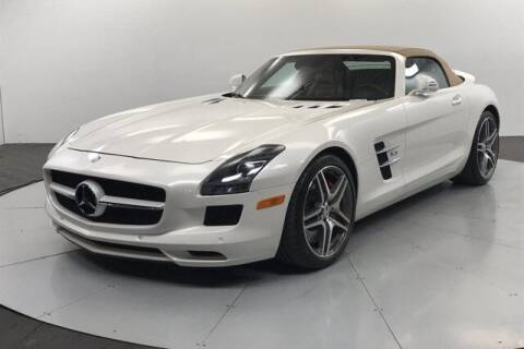 2012 Mercedes-Benz SLS AMG for sale at Stephen Wade Pre-Owned Supercenter in Saint George UT