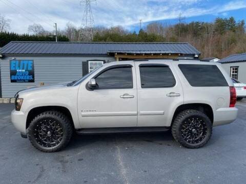 2007 Chevrolet Tahoe for sale at Elite Auto Brokers in Lenoir NC