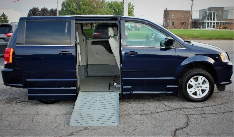 2013 Dodge Grand Caravan for sale at New Mobility Solutions in Jackson MI