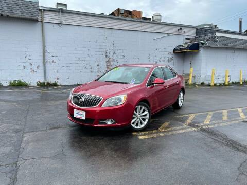 2013 Buick Verano for sale at Santa Motors Inc in Rochester NY