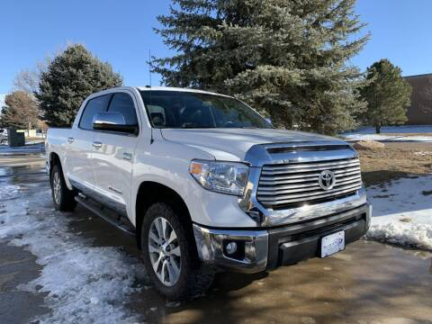 2017 Toyota Tundra for sale at Blue Star Auto Group in Frederick CO