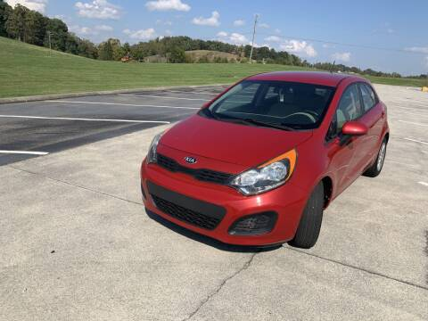 2013 Kia Rio 5-Door for sale at 411 Trucks & Auto Sales Inc. in Maryville TN