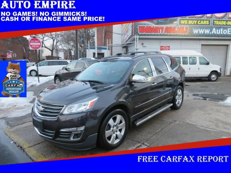2013 Chevrolet Traverse for sale at Auto Empire in Brooklyn NY