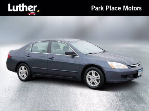 2006 Honda Accord for sale at Park Place Motor Cars in Rochester MN