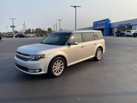 2019 Ford Flex for sale at DOW AUTOPLEX in Mineola TX