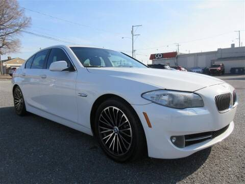 2013 BMW 5 Series for sale at Cam Automotive LLC in Lancaster PA