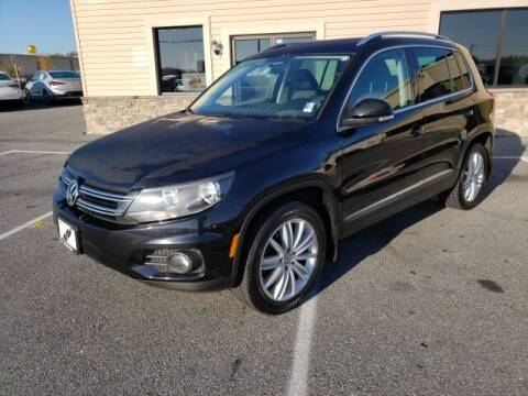 2012 Volkswagen Tiguan for sale at Hi-Lo Auto Sales in Frederick MD