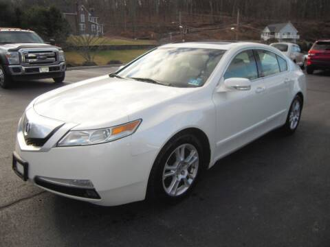 2009 Acura TL for sale at 1-2-3 AUTO SALES, LLC in Branchville NJ