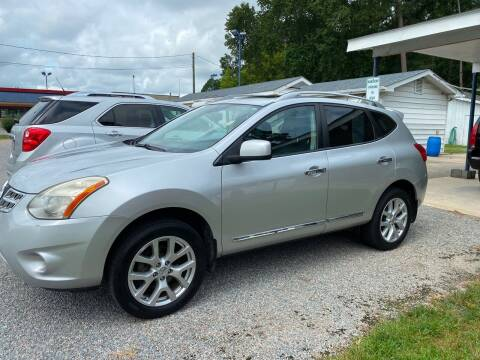 2011 Nissan Rogue for sale at Robert Sutton Motors in Goldsboro NC