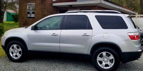 2009 GMC Acadia for sale at Progress Auto Sales in Durham NC