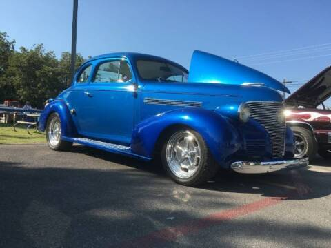 1939 Chevrolet Master Deluxe for sale at Classic Car Deals in Cadillac MI