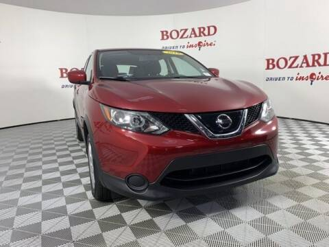 2019 Nissan Rogue Sport for sale at BOZARD FORD in Saint Augustine FL