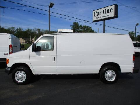 2007 Ford E-Series Cargo for sale at Car One in Murfreesboro TN