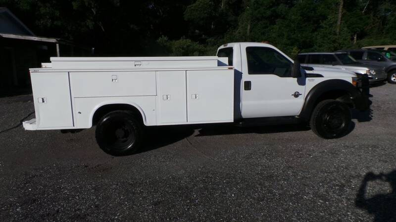 2011 Ford F-450 Super Duty for sale at action auto wholesale llc in Lillian AL