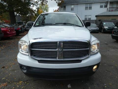 2007 Dodge Ram Pickup 1500 for sale at Wheels and Deals in Springfield MA
