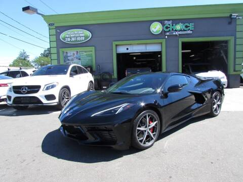 2020 Chevrolet Corvette for sale at First Choice Automobile in Uniondale NY