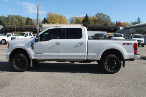 2019 Ford F-350 Super Duty for sale at LA MOTORSPORTS in Windom MN