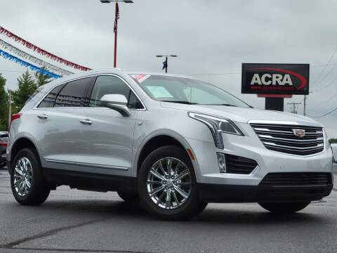 2018 Cadillac XT5 for sale at BuyRight Auto in Greensburg IN