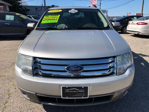 2008 Ford Taurus X for sale at Cape Cod Cars & Trucks in Hyannis MA