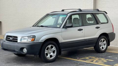 2003 Subaru Forester for sale at Carland Auto Sales INC. in Portsmouth VA