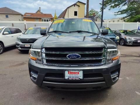 2017 Ford Expedition EL for sale at Elmora Auto Sales in Elizabeth NJ
