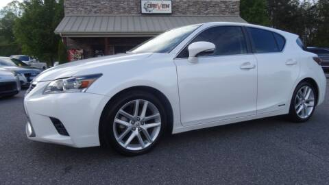 2014 Lexus CT 200h for sale at Driven Pre-Owned in Lenoir NC