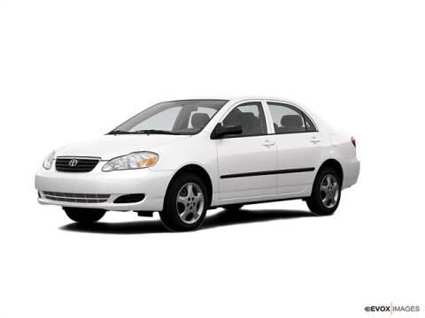 2007 Toyota Corolla for sale at CHAPARRAL USED CARS in Piney Flats TN