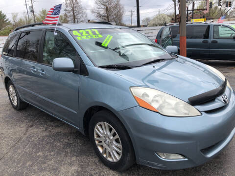 2007 Toyota Sienna for sale at Klein on Vine in Cincinnati OH