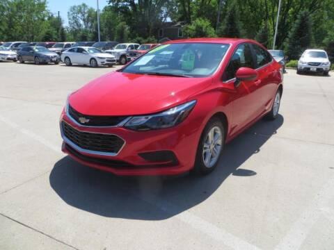2017 Chevrolet Cruze for sale at Aztec Motors in Des Moines IA