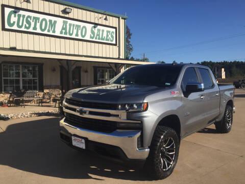 2020 Chevrolet Silverado 1500 for sale at Custom Auto Sales - AUTOS in Longview TX