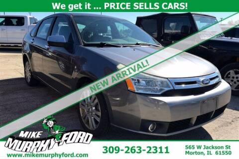 2010 Ford Focus for sale at Mike Murphy Ford in Morton IL