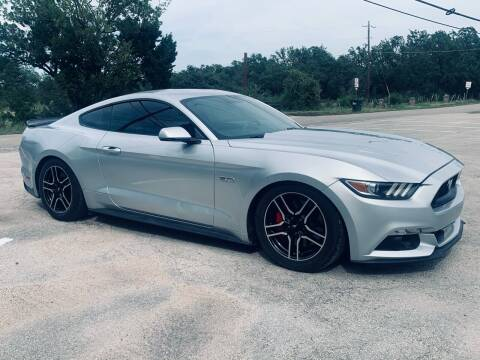 2016 Ford Mustang for sale at Luxury Motorsports in Austin TX