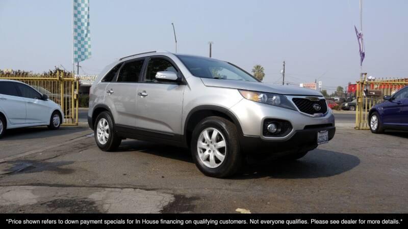 2013 Kia Sorento for sale at Westland Auto Sales on 7th in Fresno CA