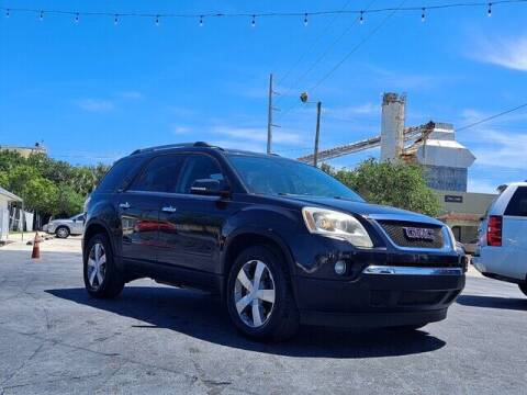 2011 GMC Acadia for sale at Select Autos Inc in Fort Pierce FL