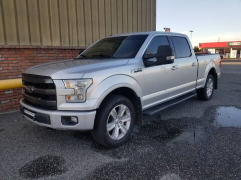 2016 Ford F-150 for sale at Harding Motor Company in Kennewick WA