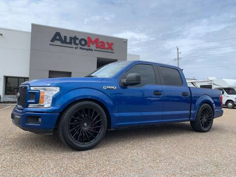 2018 Ford F-150 for sale at AutoMax of Memphis - V Brothers in Memphis TN