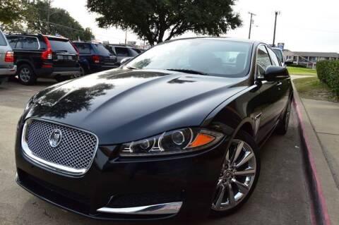 2012 Jaguar XF for sale at E-Auto Groups in Dallas TX