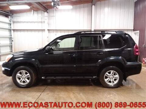 2006 Lexus GX 470 for sale at East Coast Auto Source Inc. in Bedford VA