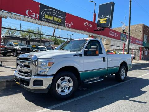 2015 Ford F-250 Super Duty for sale at Manny Trucks in Chicago IL